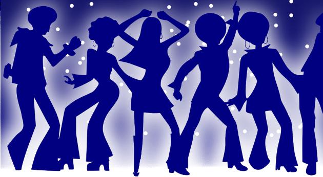 Dansen stappen ongemakkelijk feestje alcohol